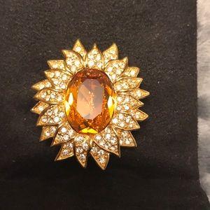 Beautiful Chrs Dior Brooch